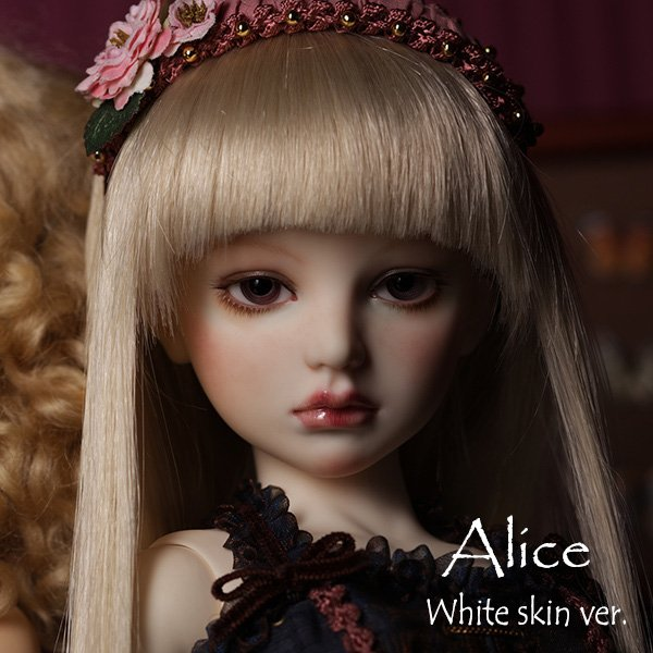 Photo1: Alice (1/3 head)