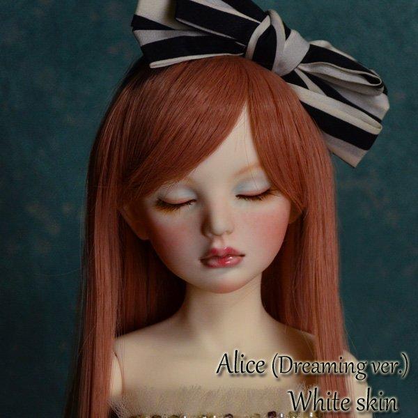 Photo1: Alice Dreaming ver (1/3 head)