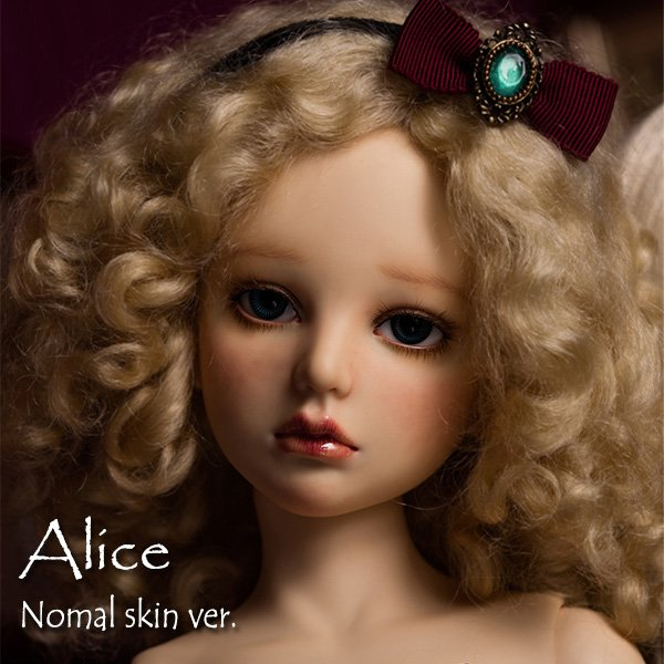 Photo1: Alice / AiL Dolls - Assembled