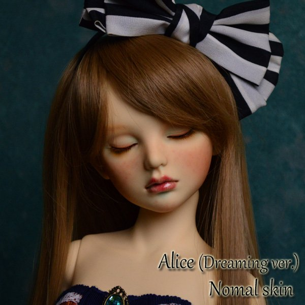 Photo1: Alice(Dreaming ver.) / AiL Dolls - Assembled