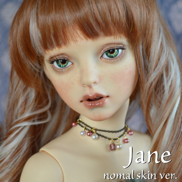 Photo1: Jane / AiL Dolls - Assembled