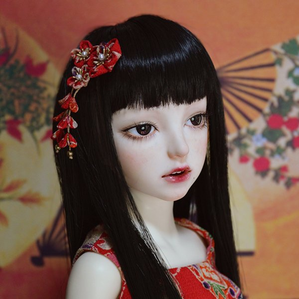 Photo2: Aya / AiL Dolls - Assembled